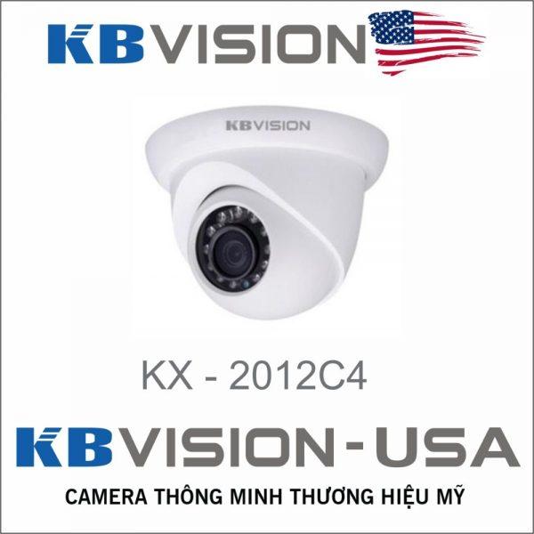 Camera KbVison – KX 2012C4