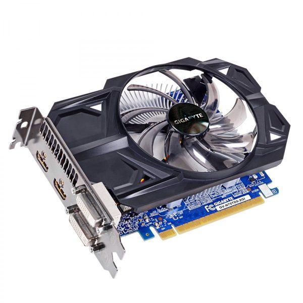 GIGABYTE GEFORCE GTX750 TI 1 FAN 2G /DDR5/ 128BIT