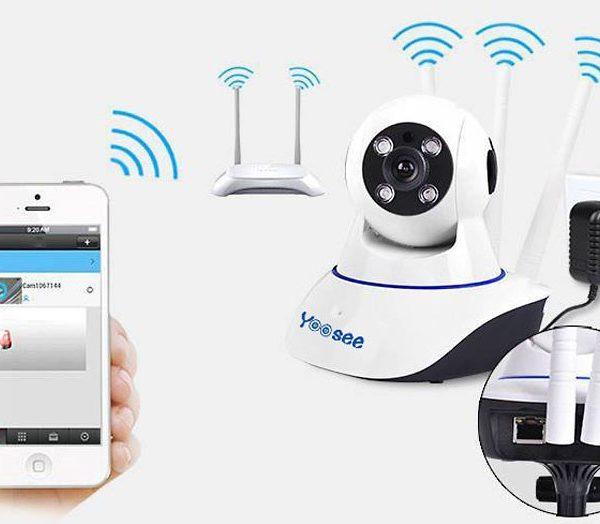 Hướng dẫn cài đặt camera Yoosee trên điện thoại và máy tính