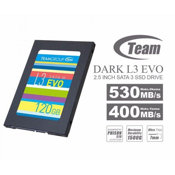 Ổ Cứng SSD L3 Evo