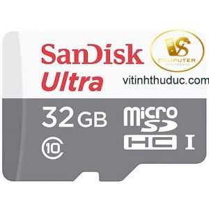 Thẻ Nhớ SanDisk 32gb