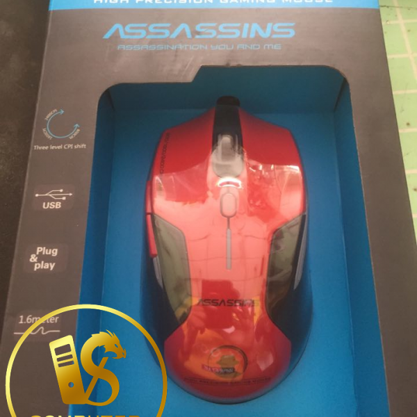 Chuột gaming ASSASSINS N500