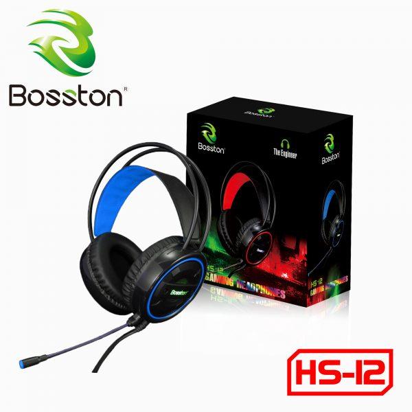 Tai phone Bosston HS-12  Led Rainbow- Chuyên Game