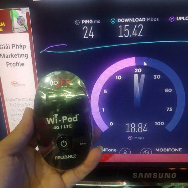 Phát wifi 4g LTE nhập khẩu
