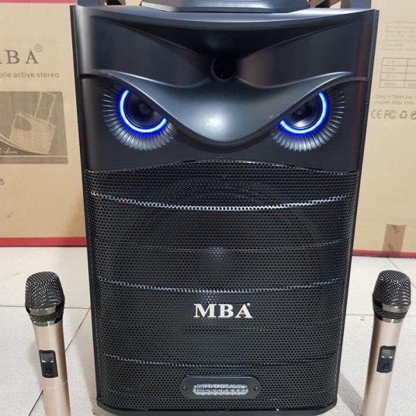 LOA KÉO DI ĐỘNG MBA SA-6106