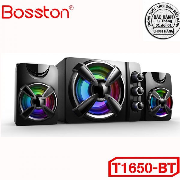 Loa Bosston T1650-BT- Led RGB