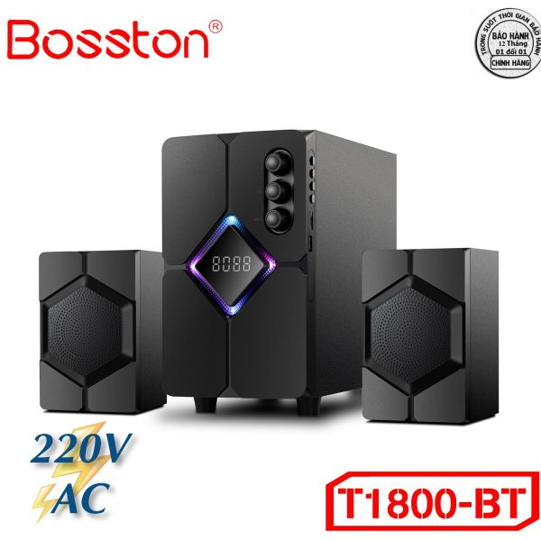 Loa Bosston T1800BT Led RGB