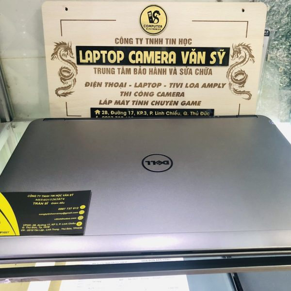 DELL LATITUDE E6440 CORE I7,RAM 8GB, SSD 240GB,CARD RỜI GỐC 2GB,14 INCH