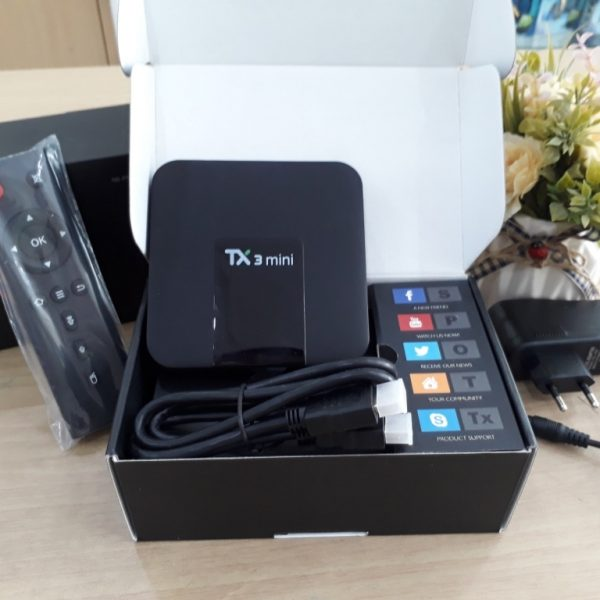 TV box Tanix TX3 Mini Ram Android 9.0