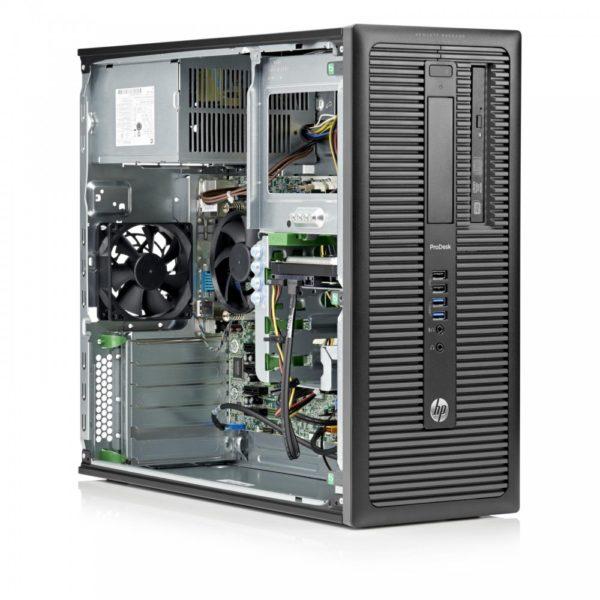 Máy bộ HP 600G1 – 800G1 Case MT (i7-4770-3.9 ghz/8M / DDR3 4gb/HDD 320GB /VGA onboard))