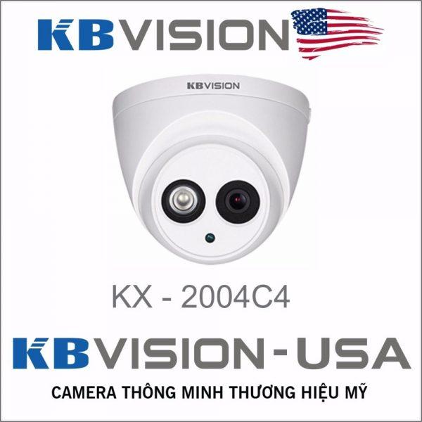 Camera KbVison – KX 2004C4