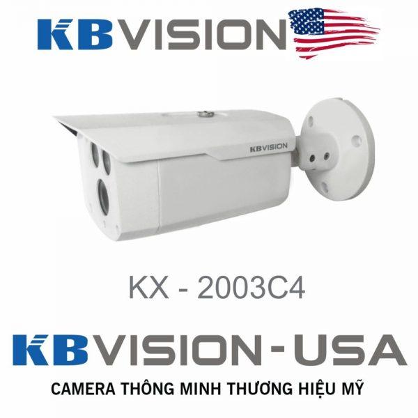 Camera KbVison – KX 2003C4