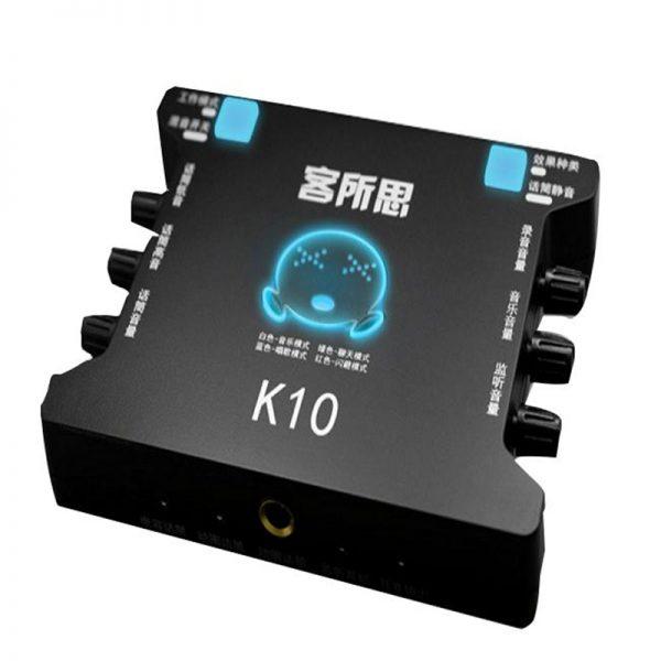 Sound car k10