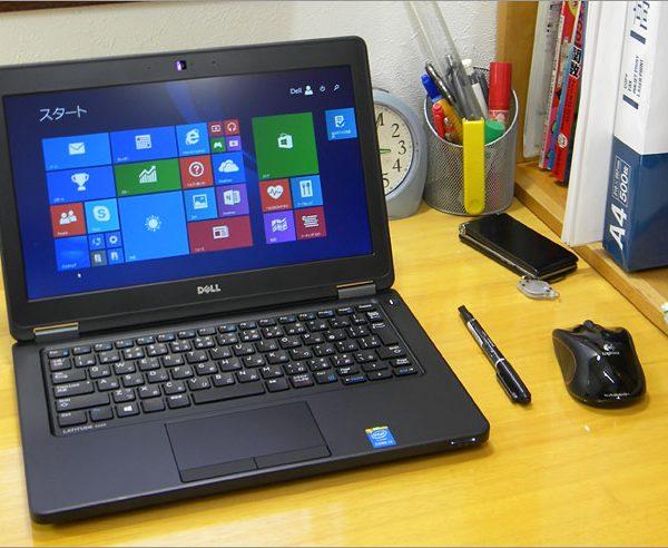 Laptop Dell Latitude E5250 hàng xách tay bảo hành 3 tháng