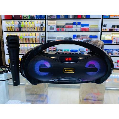 Loa Bluetooth Kimiso KM-S2 Hát Karaoke-Kèm MIC