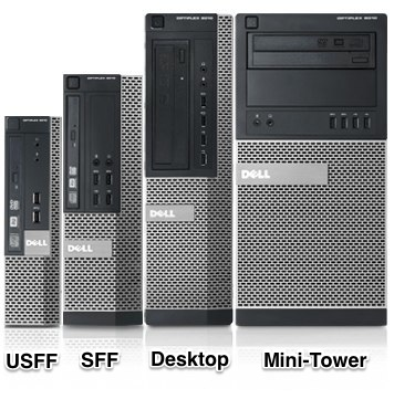 DELL OPTIPLEX 7010/3010 SFF I3 I5 I7 Bảo Hành 6T