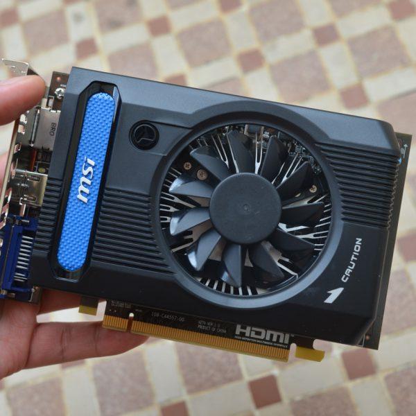 Card màn hình MSI Radeon HD7730 1GB GDDR5