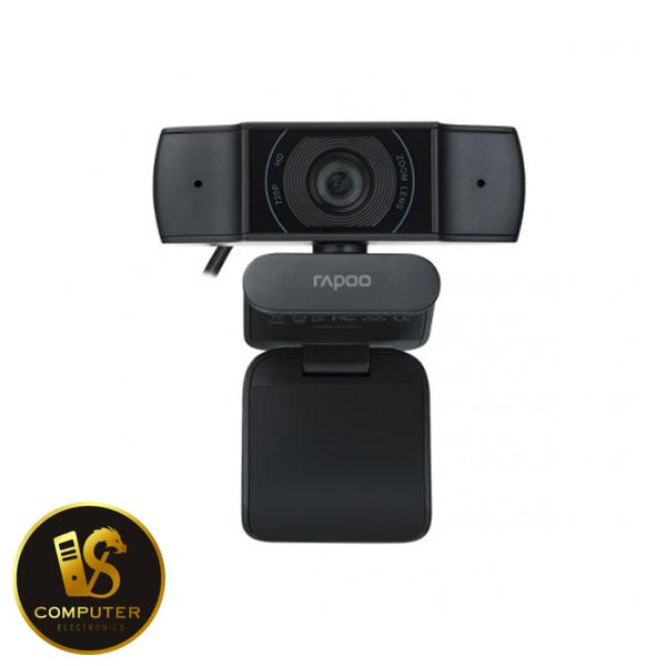 Webcam Rapoo C200 HD 720p Chính Hãng