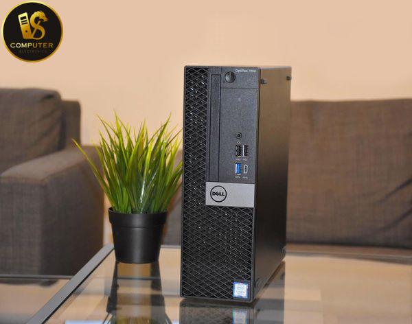 MÁY TÍNH ĐỂ BÀN DELL OPTIPLEX 7050SFF ( I3 7100/8GB/SSD240/WIN 10)